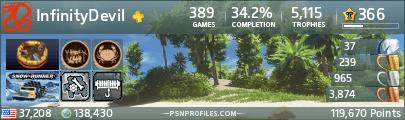 PSNProfiles.com - InfinityDevil