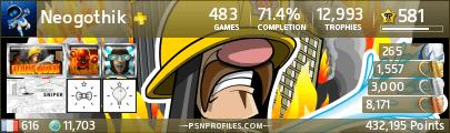 Profil PSN