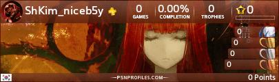 PSN Profile